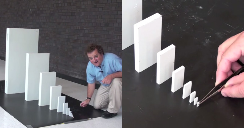 Do You Have Domino Leverage?